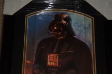 James Earl Jones Darth Vader Star Wars Signed Auto Framed & Matted 8x10 Sgc Cert