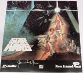 James Earl Jones Darth Vader Star Wars Signed Autographed LaserDisc PSA X60679