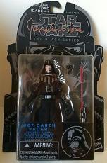 James Earl Jones Darth Vader  STAR WARS Signed Black Series Figure PSA/DNA COA