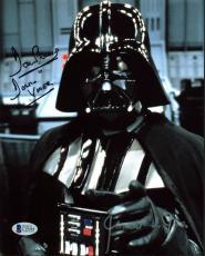 James Earl Jones & David Prowse Star Wars Signed 8X10 Photo BAS C19444