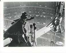JAMES EARL JONES HAND SIGNED 8x10 PHOTO+COA     FAMOUS SCENE    STAR WARS    JSA