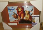James Earl Jones Lion King Signed Autographed 13x16 Matted Framed Jsa Coa