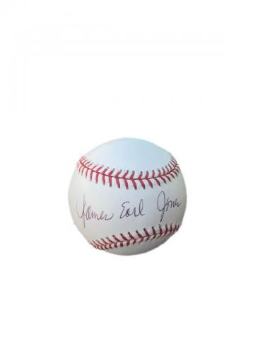 James Earl Jones Official Major League Signed Baseball Jsa