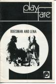 James Earl Jones Ruby Dee Zakes Moake Athol Fugard Boesman And Lena Playbill
