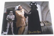 James Earl Jones Signed 11x14 Photo Darth Vader Star Wars Autograph Psa Coa C