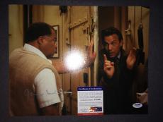 James Earl Jones Signed 11x14 Photo Hollywood Darth Vader Field of Dreams #4 PSA