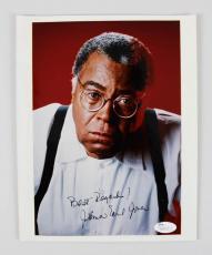 James Earl Jones Signed 8×10 Photo – COA JSA