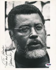James Earl Jones Signed 8x10 Photo Autograph Auto PSA/DNA Y66700