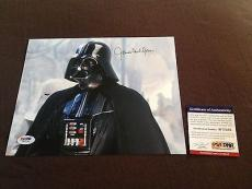 James Earl Jones Signed 8x10 Photo PSA DNA RARE Star Wars Darth Vader