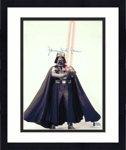 James Earl Jones Signed 8x10 Photo Star Wars Beckett Bas Autograph Auto Coa B