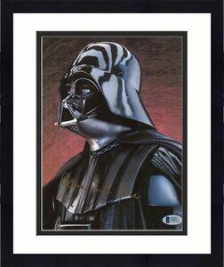 James Earl Jones Signed 8x10 Photo Star Wars Beckett Bas Autograph Auto Coa F