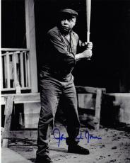 James Earl Jones Signed 8x10 Photo w/COA Field of Dreams Sandlot
