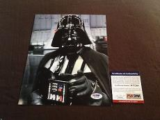 James Earl Jones Signed 8x10 PSA DNA RARE Star Wars Sith Lord Darth Vader