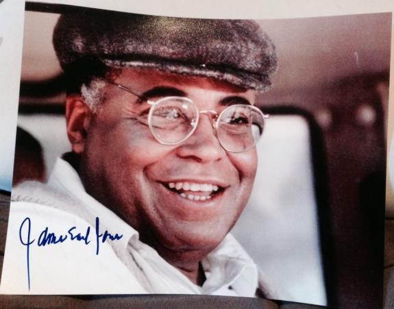 JAMES EARL JONES SIGNED AUTOGRAPH CLASSIC MOVIE LEGEND ICONIC 11x14 PHOTO COA