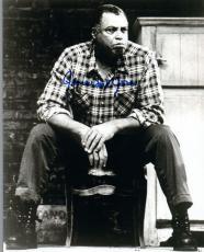 James Earl Jones Signed Autographed 8x10 Photo Fences COA VD