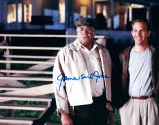 James Earl Jones Signed Autographed 8x10 Photo Field of Dreams Star Wars COA VD