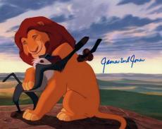 James Earl Jones Signed Autographed 8x10 Photo The Lion King Mufasa COA VD