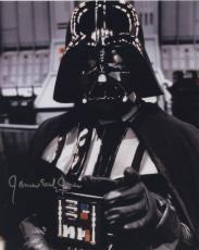 James Earl Jones Signed Autographed Star Wars Darth Vader Color Photo