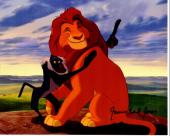 James Earl Jones Signed - Autographed The Lion King 8x10 inch Photo - Guaranteed to pass PSA or JSA