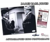 "JAMES EARL JONES Signed ""COMING TO AMERICA"" Autographed 8x10 PHOTO - JSA #I84570"