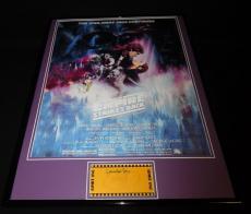 James Earl Jones Signed Framed 18x24 Photo Display JSA Empire Strikes Back