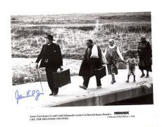 Earl Jones Autographed Picture - James 16