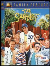James Earl Jones Signed The Sandlot DVD Cover PSA/DNA #Z92231