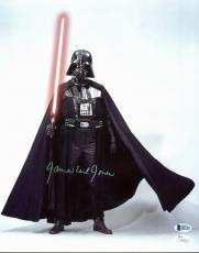 James Earl Jones Star Wars Signed 11x14 Photo Autographed BAS #D07707