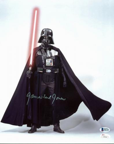 James Earl Jones Star Wars Signed 11x14 Photo Autographed BAS #D07707