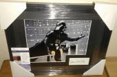 James Earl Jones Star Wars Signed Autographed 13x16 Matted Framed Jsa Coa D