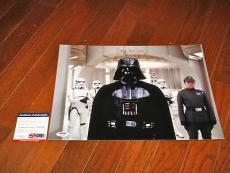 James Earl Jones Star Wars Signed Darth Vader 11x14 Photo PSA/DNA