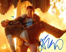 James Franco Seth Rogen Signed 8x10 Photo Pineapple Express Autograph Coa