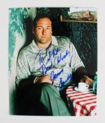 James Gandolfini Signed Photo Spranos – COA JSA