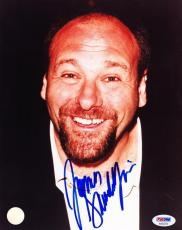James Gandolfini Signed 8x10 Photo The Sopranos Tony Authentic Autograph Psa B