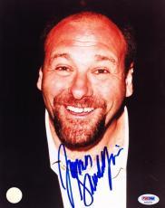 James Gandolfini Signed 8x10 Photo The Sopranos Tony Authentic Autograph Psa B
