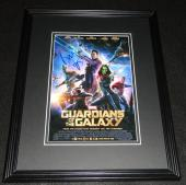 James Gunn Signed Framed 8x10 Photo AW Guardians of the Galaxy Director