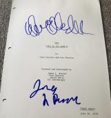 "James L. Brooks Danny Devito Signed Autograph ""taxi"" Full Tv Episode Script Coa"