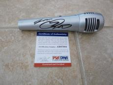 James Labrie Dream Theater Signed Autographed Microphone PSA Certified #2