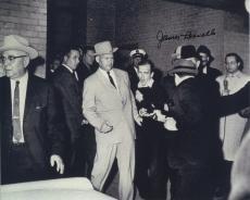 James Leavelle Signed Photo Jack Ruby Shoots Lee Harvey Oswald John F Kennedy