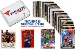 Lebron James Miami Heat Collectible Lot of 15 NBA Trading Cards
