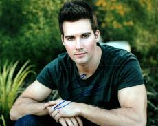 James Maslow Good Time Rush Autographed Signed Photo UACC RD AFTAL