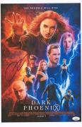 "James McAvoy Autographed 12"" x 18"" X-Men: Dark Phoenix Movie Poster - JSA"