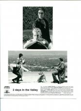 James Spader Charlize Theron Danny Aiello Glenne Headl 2 Day In The Valley Photo