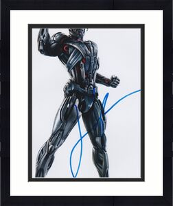James Spader Signed 8x10 Photo Avengers Ultron Beckett Bas Autograph Auto Coa P
