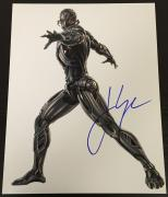 """James Spader Signed Autograph """"avengers 2 Age Of Ultron"""" First Promo 11x14 Photo"""