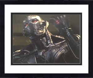 """James Spader Signed Autograph """"avengers 2 Age Of Ultron"""" Full Action 11x14 Photo"""