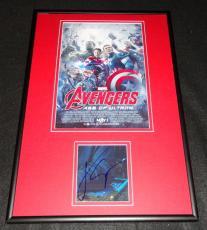 James Spader Signed Framed 12x18 Photo Display Avengers Ultron