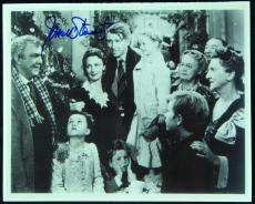 "James Stewart Signed ""It's a Wonderful Life"" 8x10 Photo (JSA)"