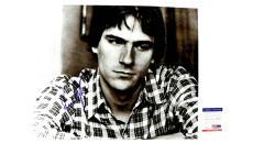 James Taylor Autographed 16x20 Young Vintage Poster Photo PSA Video