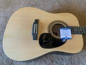 James Taylor IP Signed Autographed Sweet Baby James Guitar PSA Certified